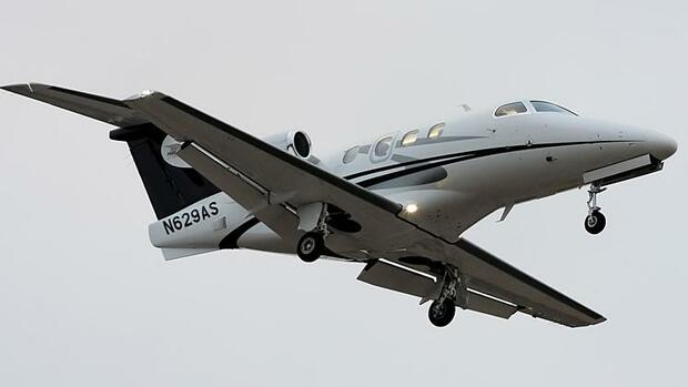 EMBRAER PHENOM 100 Quelle: Creative Commons - Josh Beasley