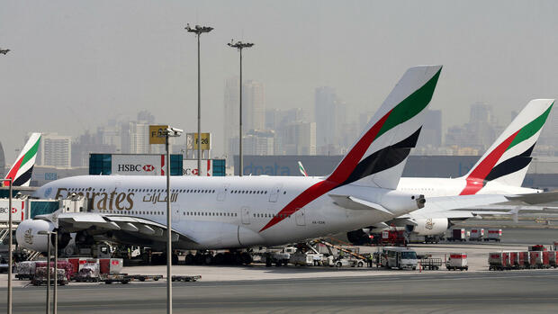 Emirates Quelle: REUTERS