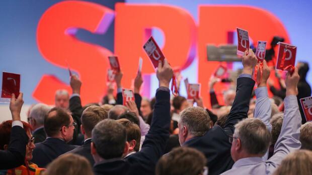 SPD-Spitze erwartet klare GroKo-Zustimmung