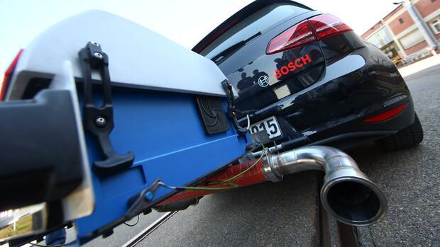 Bosch setzt weiter auf den Diesel