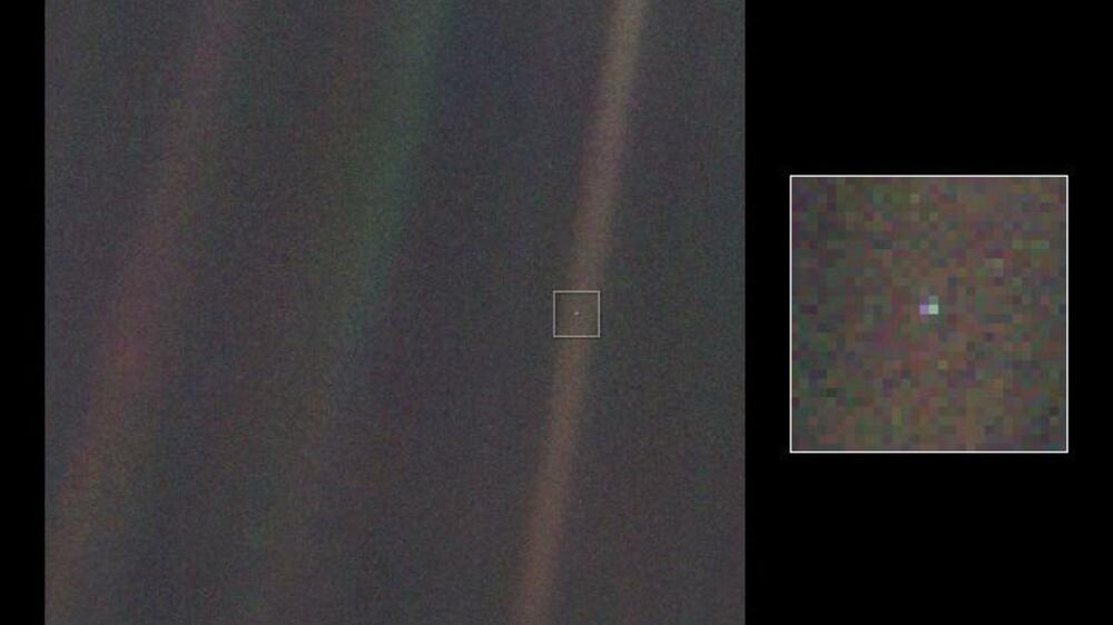 Voyager 1 Entfernung Erde