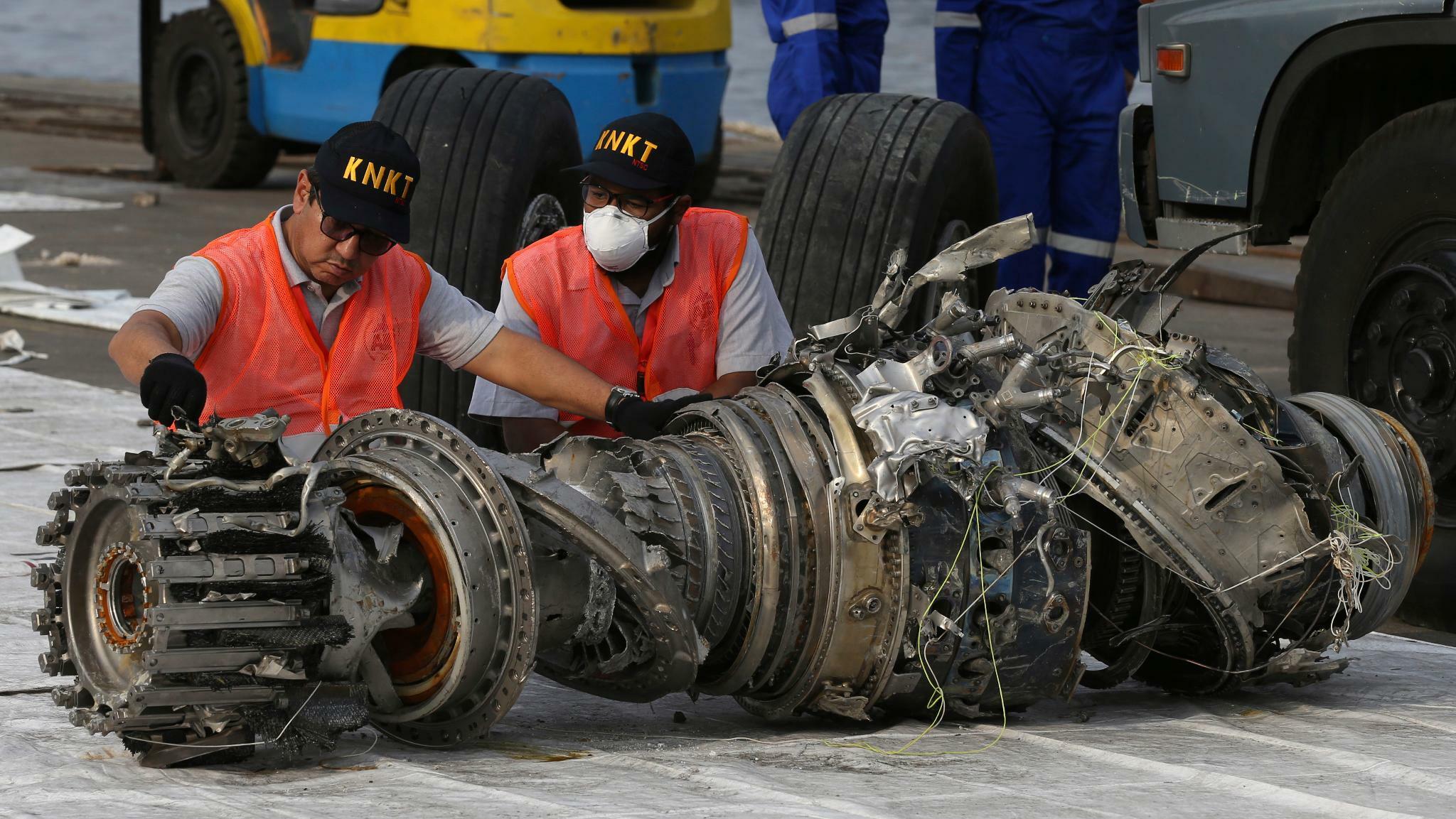 Boeing-Jet: Ermittler sehen Konstruktionsfehler als Grund für 737-Max-Absturz