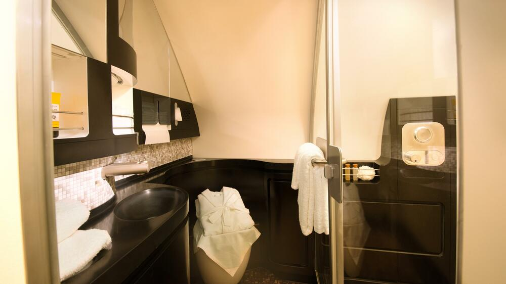 Etihads A380-Luxus-Suite \