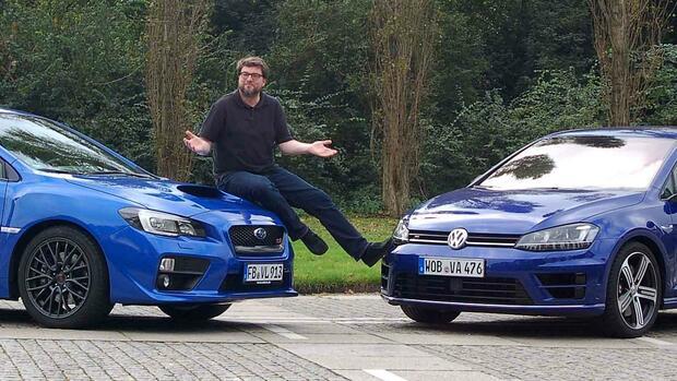 Ich bin auf Distanz zu VW