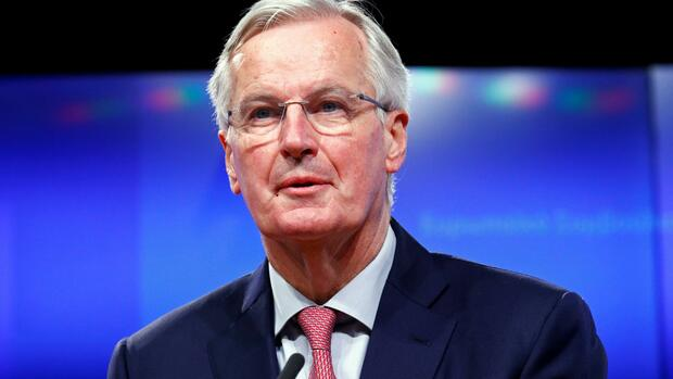Michel Barnier Quelle: REUTERS