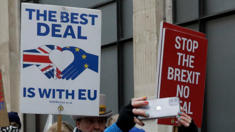 Das sind die Knackpunkte bei den Brexit-Verhandlungen
