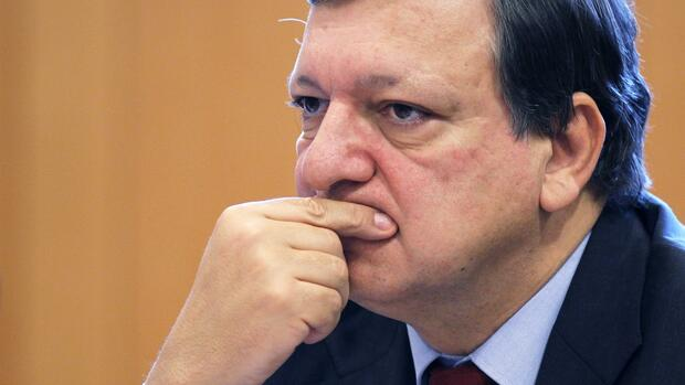 Jose Manuel Barroso. Quelle: Reuters