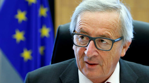 Jean-Claude Juncker. Quelle: Reuters