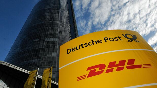 Deutsche Post Quelle: dpa