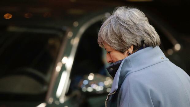 Hat Theresa May sich endgültig verkalkuliert?