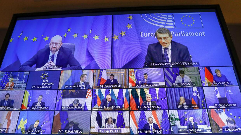 EU-Gipfel ringt um gemeinsame Corona-Linie