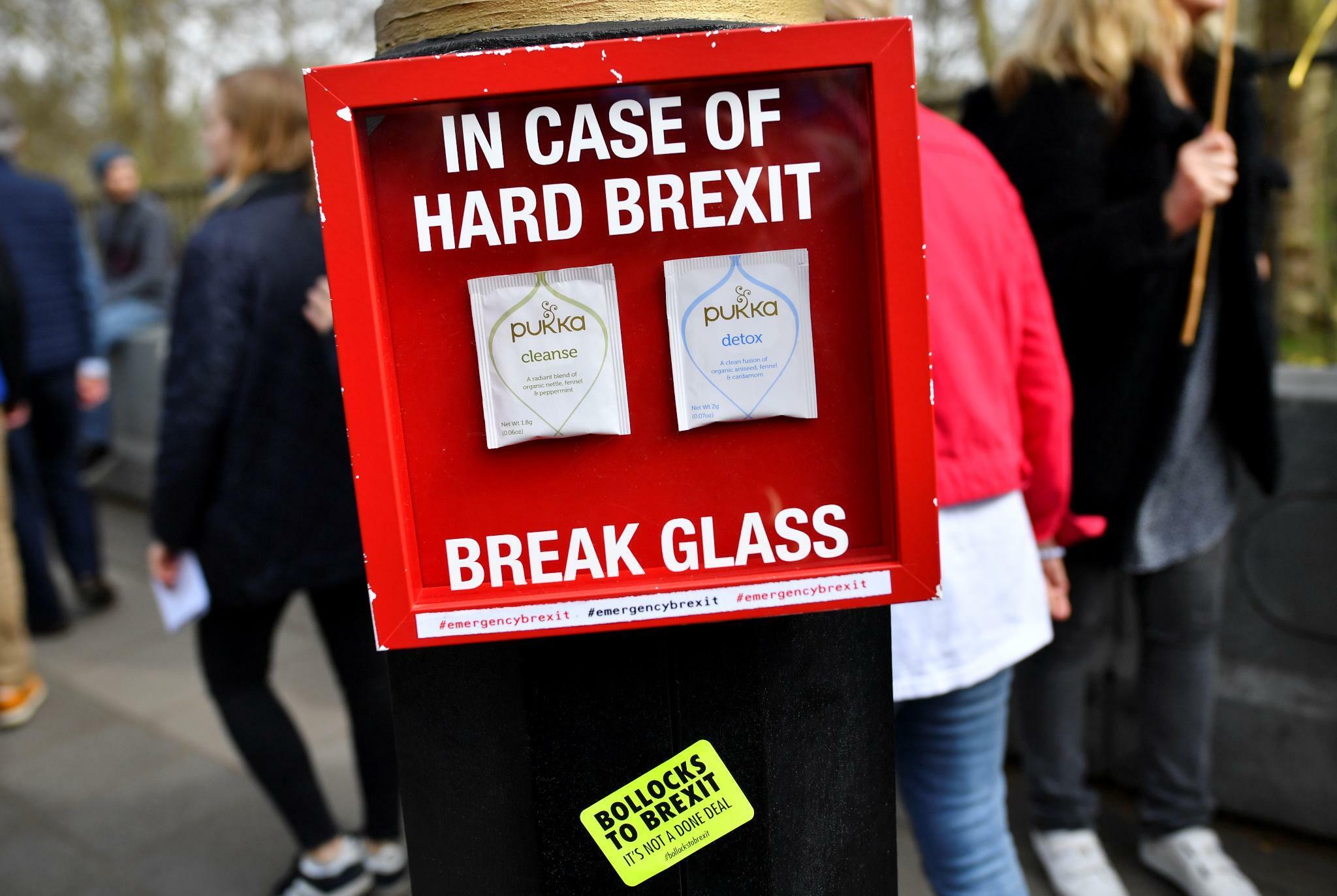 Brexit: Zollgewerkschaft warnt vor mehr Schmuggel