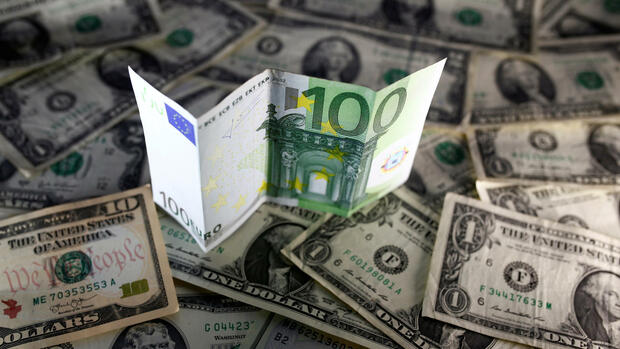 Euro fällt auf tiefsten Stand seit Dezember 2015