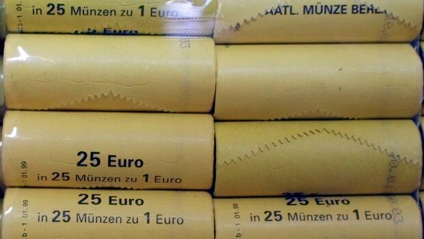 Münzen Bargeld Wird Für Einzelhändler Immer Teurer