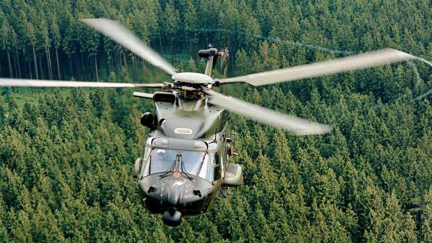 Eurocopter NH-90 Quelle: AP