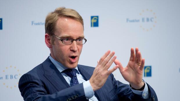 Bundesbank-Präsident: Weidmann zweifelt an Kurs der Eurorettung
