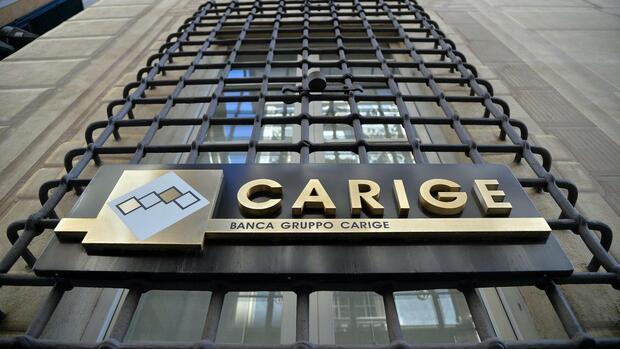 Korr: EZB stellt italienische Banca Carige unter Zwangsverwaltung