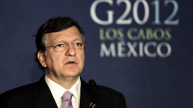European Commission President Jose Manuel Barroso Quelle: REUTERS