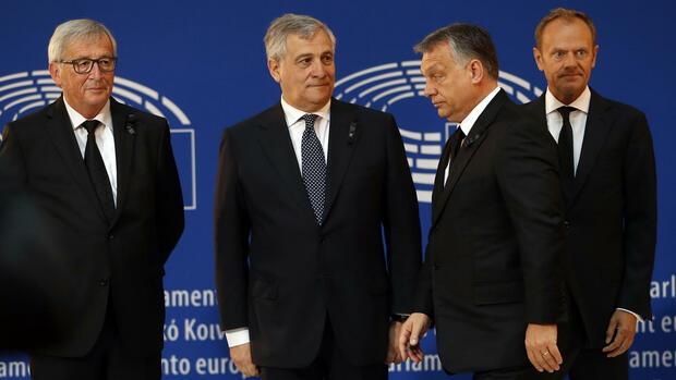 EU-Kommission leitet Verfahren gegen Ungarn ein