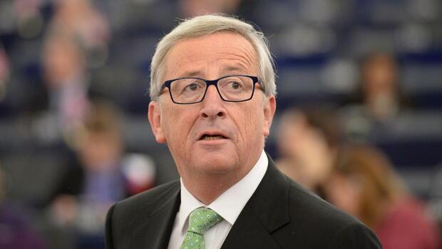 Jean-Claude Juncker Quelle: dpa