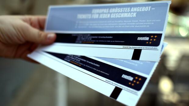 Kartellamt legt Tickethändler Eventim die Zügel an