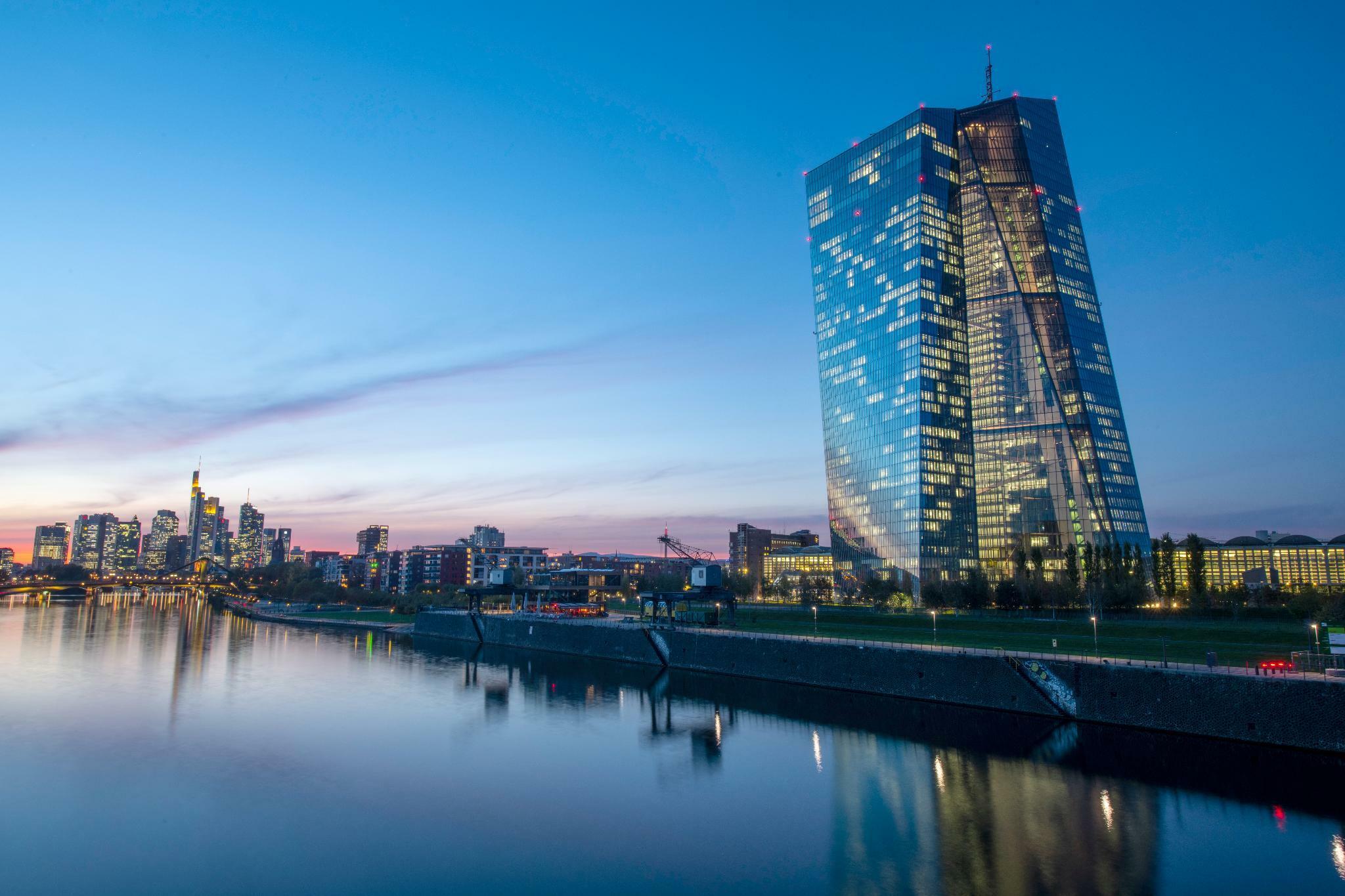 EZB: Anleihenkäufe werden laut Direktor Benoit Coeure fortgesetzt
