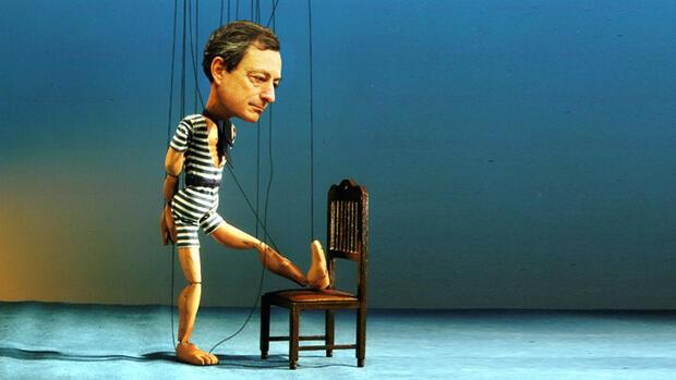 Euro Krise Die Unabhängigkeit Der Ezb Ist Reine Fiktion