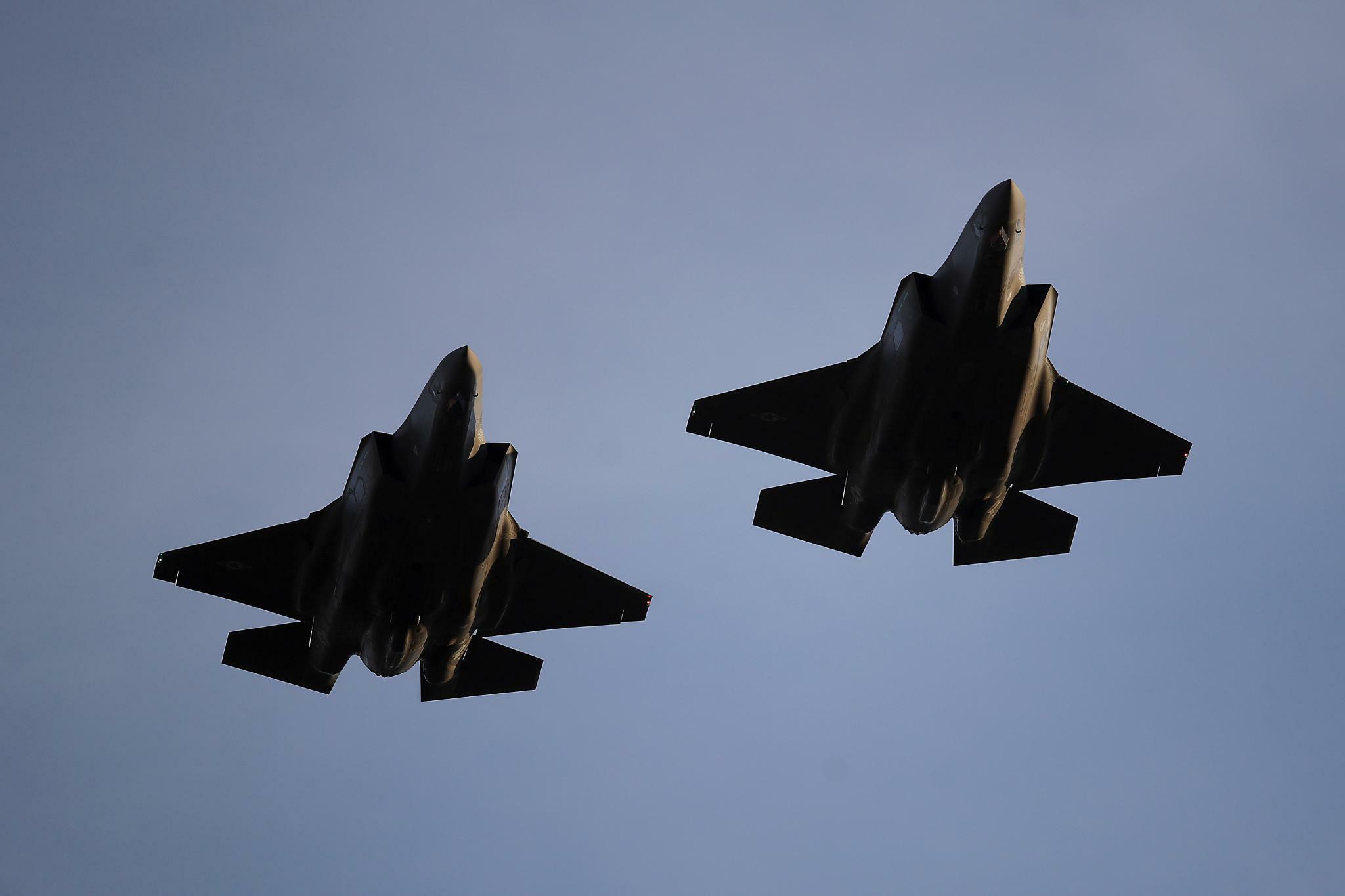 Verteidigung: US-Regierung genehmigt milliardenschweren Kampfjet-Verkauf an Polen