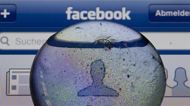So machen Sie Ihr Facebook-Profil sicher