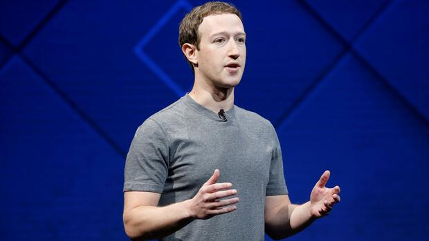 Mark Zuckerberg Quelle: REUTERS