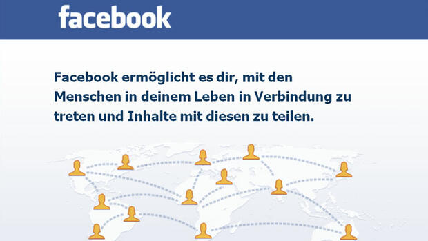 Facebook Quelle: Screenshot
