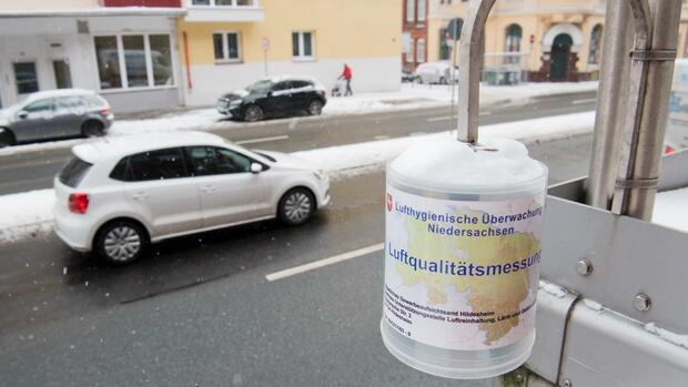 Umweltbundesamt fordert zweierlei Plaketten für Diesel-Fahrverbot