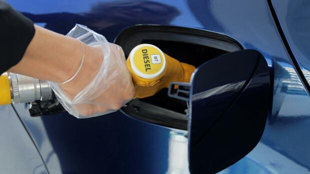 Merkel will Dieselfahrverbot in Frankfurt verhindern