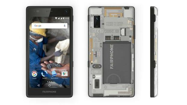Fairphone 2 Quelle: PR