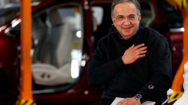 Sergio Marchionne Quelle: REUTERS