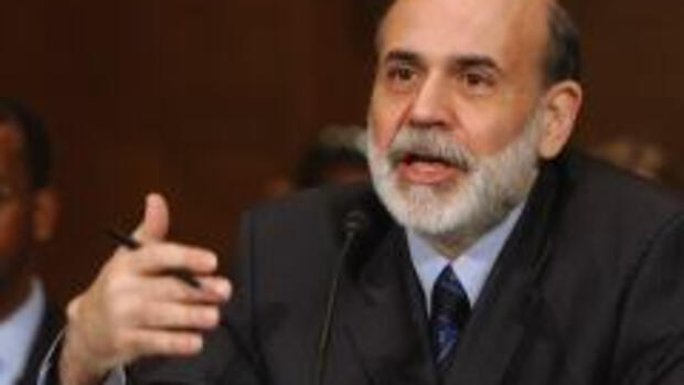 Fed-Chef Ben Bernanke Quelle: AP