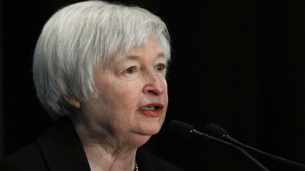Janet Yellen Quelle: REUTERS