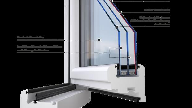 Innovative Erfindung: Intelligente Fenster heizen das Haus