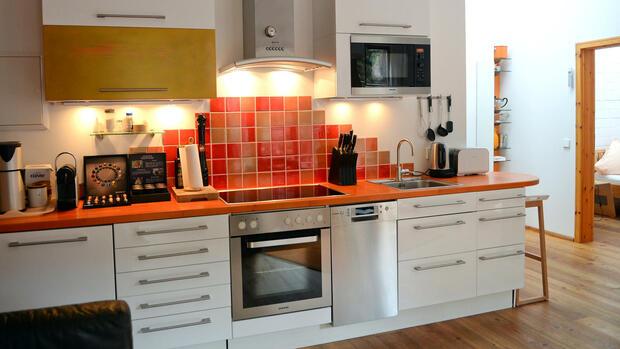 Immobilienkauf Wenn Die Kuche Den Kredit Gefahrdet