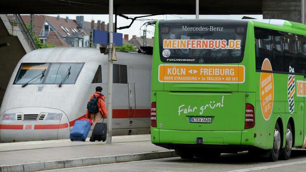 Fernbusse.De Bahn Spezial