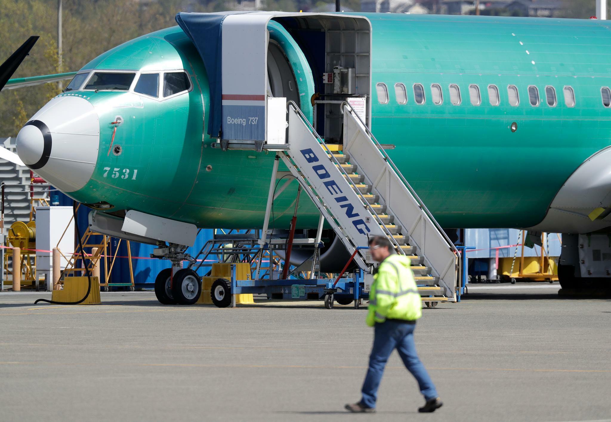 """737-Max-Ermittlungen: FAA will """"sofortige Erklärung"""" von Boeing"""