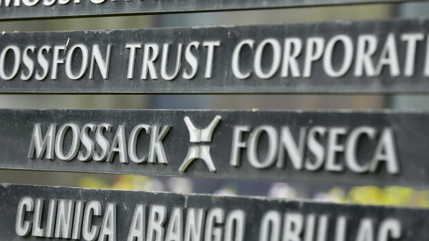 Mossack Fonseca in Panama. Quelle: AP
