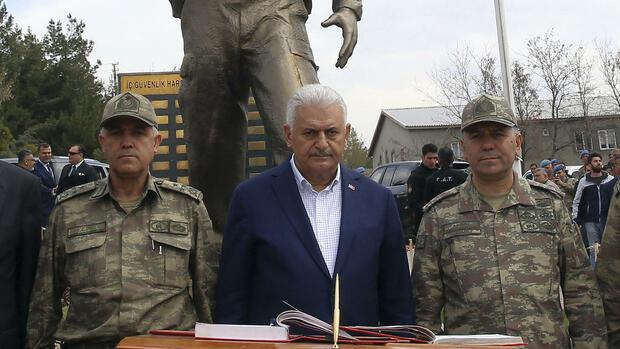 Wichtiger Berater von Regierungschef Yildirim festgenommen