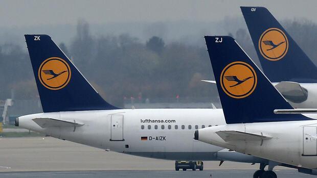 Lufthansa will die Kooperation mit Etihad nicht ausweiten. Quelle AP