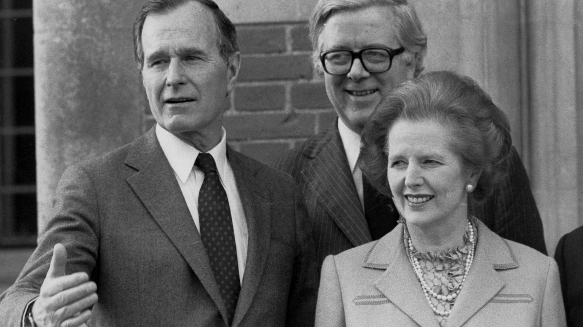 Margaret Thatcher Quelle: AP