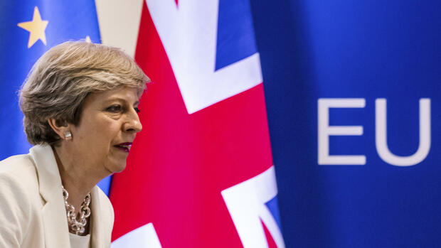 London rechnet mit Zahlung von 40 Milliarden Euro