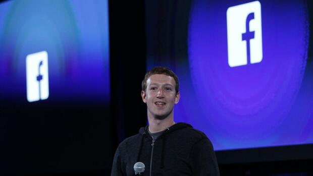 Facebook-Gründer Mark Zuckerberg Quelle: REUTERS