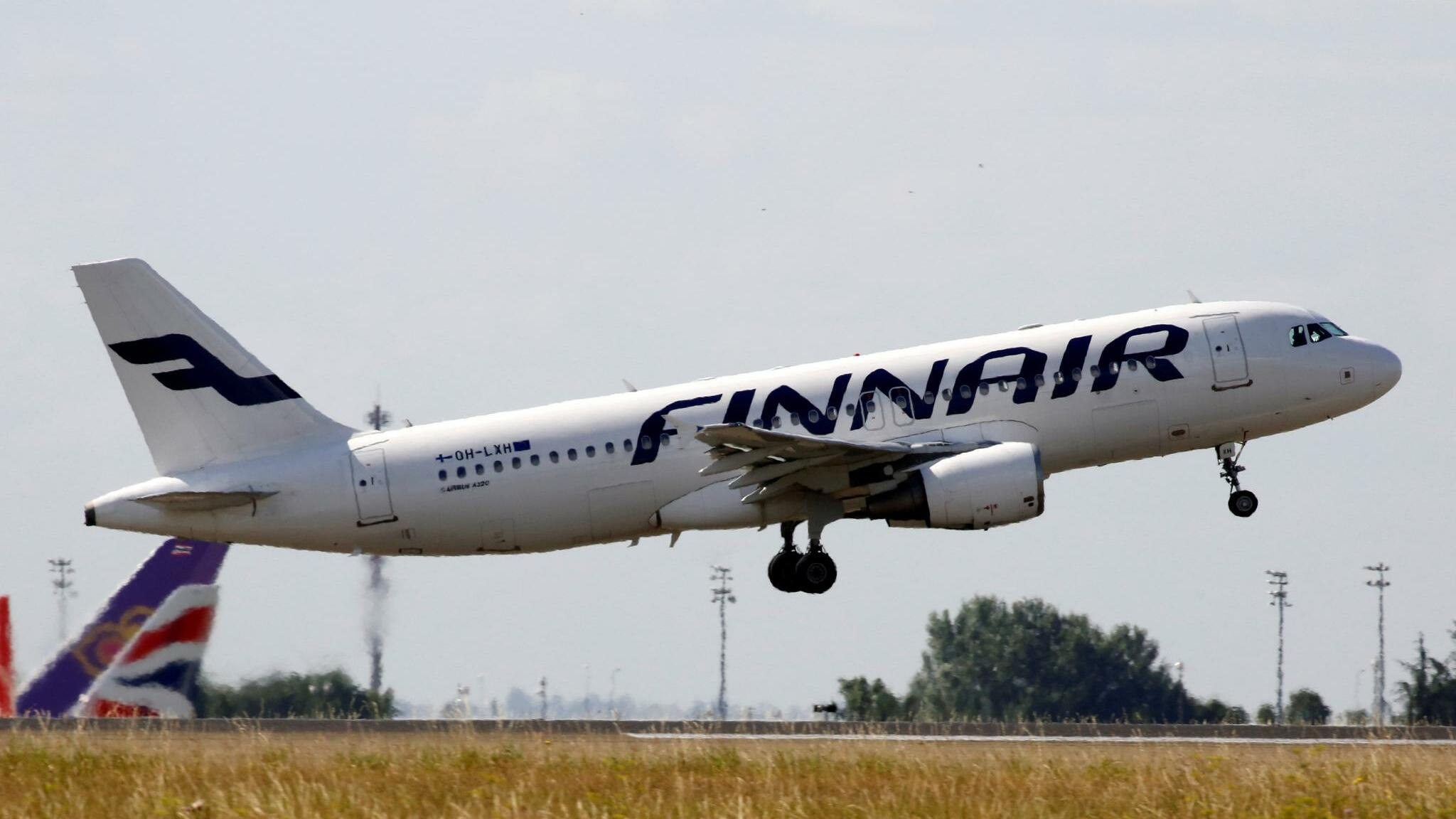 Finnair Quelle: REUTERS