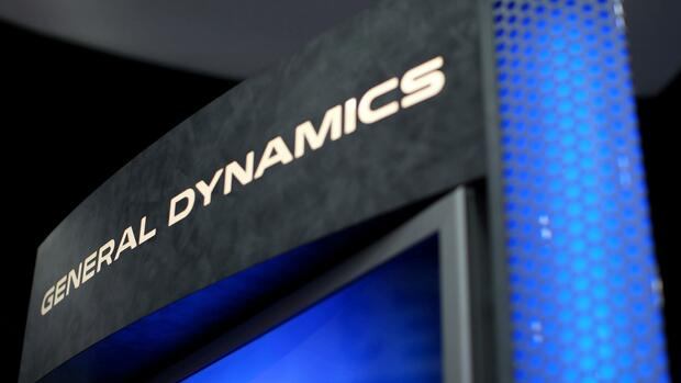 General Dynamics Quelle: REUTERS