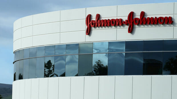 Ein Gebäude des Pharmakonzerns Johnson & Johnson Quelle: REUTERS